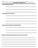 Short Story Packet #2
