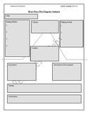 Short Story Plot Diagram Graphic Organizer