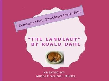 """""""The Landlady"""""""