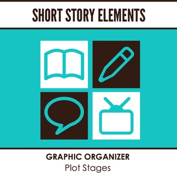 Short Story Plot Stages Graphic Organizer