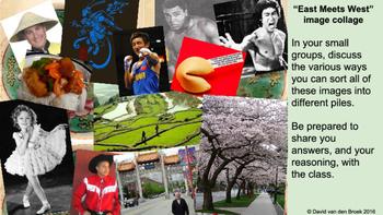 """Short Story / Novel Pre-Reading Activity for """" The Jade Peony """" by Wayson Choy"""