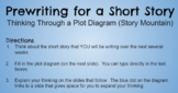Short Story Prewriting and Planning