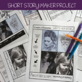 Short Story Writing Assignment: ELA Maker Space Project