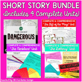 Short Story Reading and Writing Bundle Middle & High School
