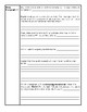Short Story Review Graphic Organizer Planner