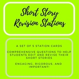 Short Story Revision Stations