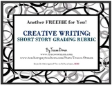 Free Short Story Rubric Creative Writing Peer & Teacher Editing