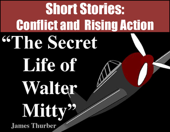 Secret Life of Walter Mitty: Short Story Narrative Conflict