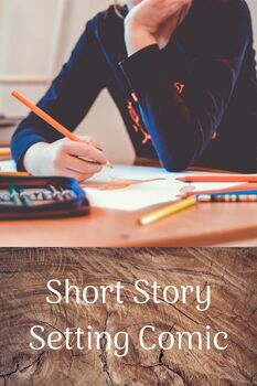 Short Story Setting Comic