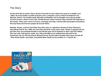 Short Story - Seventh Grade by Gary Soto