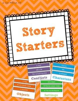 Short Story Starters