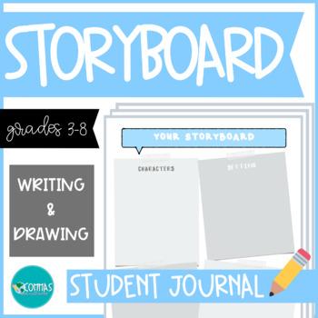 Short Story Storyboarding Journal