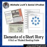Short Story Student Reading Guide Entire Unit Steinbeck Godwin Walker+