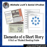 Short Story Student Reading Guide Entire Unit Steinbeck Go