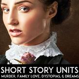 Short Story Units High School | Short Story Lesson Plans High School | Writing