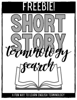 Short Story Terminology Search