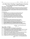 Short Story Test - An Occurrence at Owl Creek Bridge