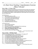 Short Story Test - Ethan Unbound