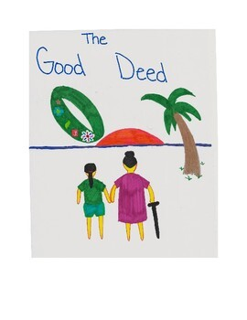 Short Story: The Good Deed by Marion Dane Bauer