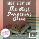 Short Story: The Most Dangerous Game Reading Guide, Discussion Questions, & Quiz