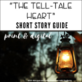 """Short Story """"The Tell-tale Heart"""" Analysis, Writing and Te"""