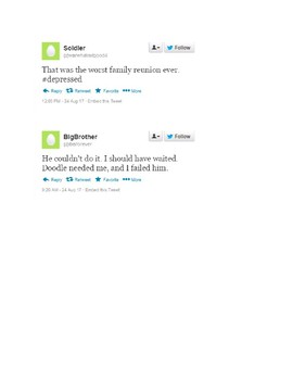 Short Story Tweets