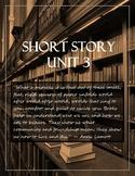 Short Story Unit 3