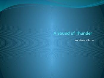 A Sound of Thunder by Ray Bradbury: Short Story