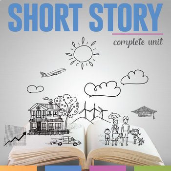 Short Story Unit Bundle: Secondary ELA Short Stories