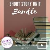 Short Story Unit Bundle