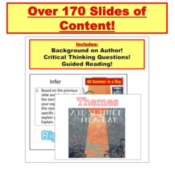 Short Story Unit Bundle: Questions, Guided Reading, Activites