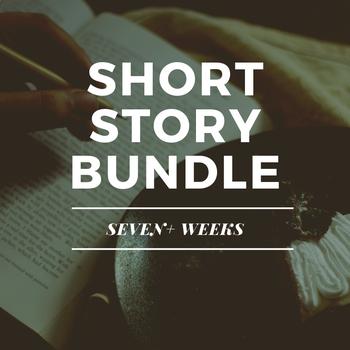 Short Story Unit Bundle: Seven+ weeks of materials!