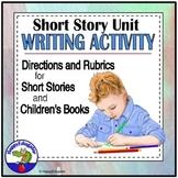 Short Story Unit Project Culminating Activity