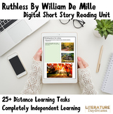 Short Story Unit For Distance Learning