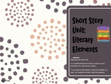 Short Story Unit: Literary Elements PowerPoint