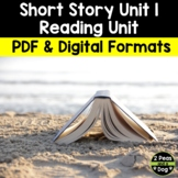 Short Story Unit Plan for Middle School Bundle 1
