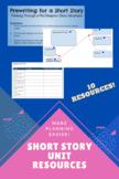 Short Story Unit Resources