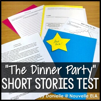 Short Story Unit Test