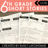 Short Stories with Comprehension Questions and Multiple Ch