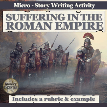 Fall of Rome: Short Story Writing Activity