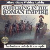Fall of Rome: Short Story Writing Activity