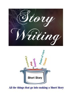 Short Story Writing/ Narratiive Writing
