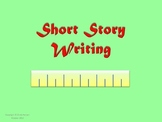 Short Story Writing PowerPoint