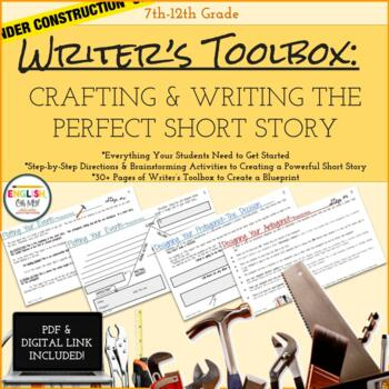 Short Story Writing-Toolbox for Creating & Writing the Perfect Short Story