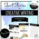 Short Story and Creative Writing Unit Bundle