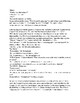Short Story for Common Core English 9th and 10th Literature Assessment (2B)