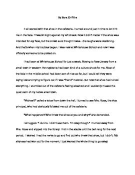 Short Story for Plot