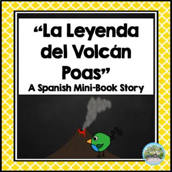 "Short Story in Spanish from Costa Rica, ""La Leyenda del Vo"