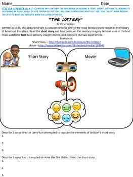 comparison story