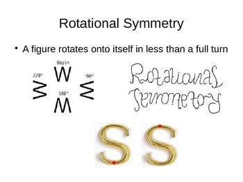 Short Symmetry Powerpoint Presentation